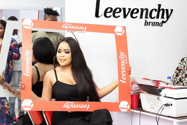Photos from the opening of Leevenchybrand