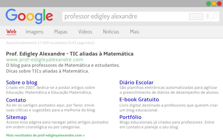 A Matemática por trás do Google Search