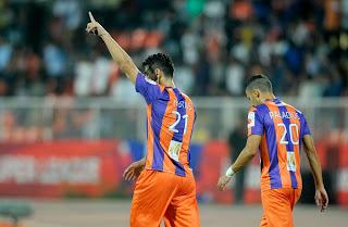 Pune City FC vs Chennaiyin FC