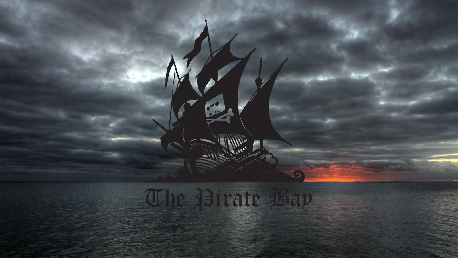 The Pirate Bay poderá cair em processo por violação dos direitos autorais