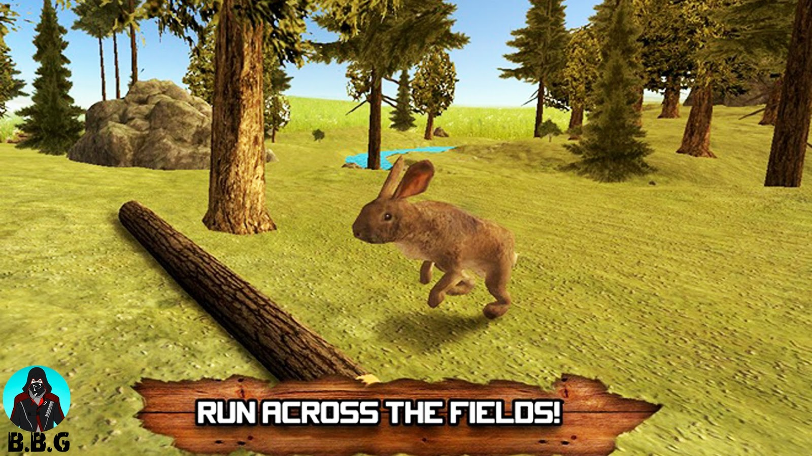 RABBIT ANIMAL SIMULATOR -Free Android Game Download - Badbossgameplay