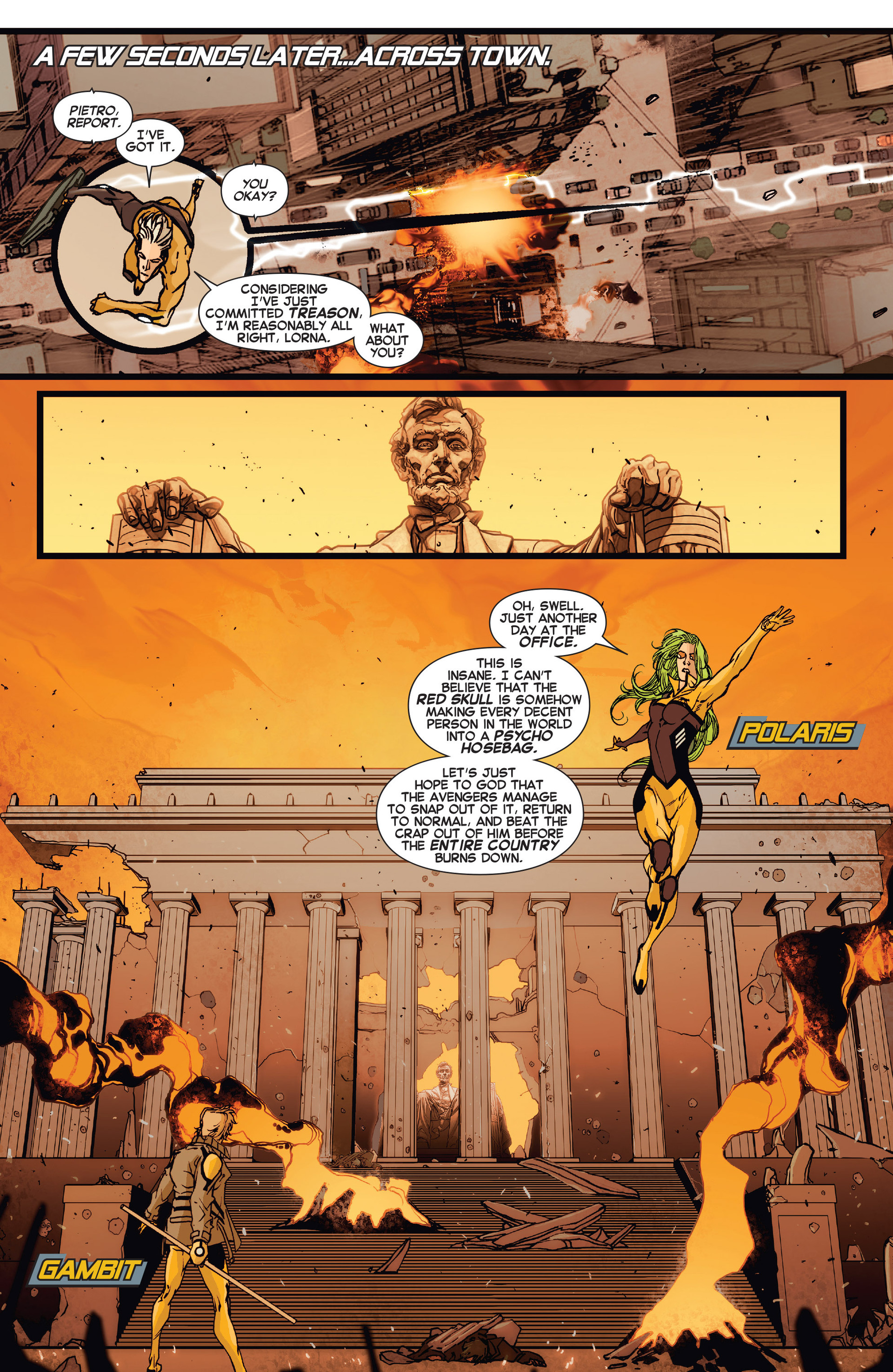 Read online All-New X-Factor comic -  Issue #15 - 7