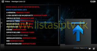 """Como instalar o Add-on """"Henrique Lista-1.0"""" no Kodi - IPTV Online Grátis e Filmes"""