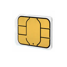 Nano Sim Card