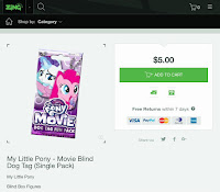 MLP The Movie Dog Tags