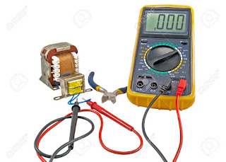 How To Check Transformers By Digital Multi meter