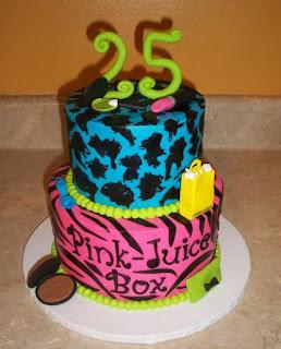kue ulang tahun tingkat full color