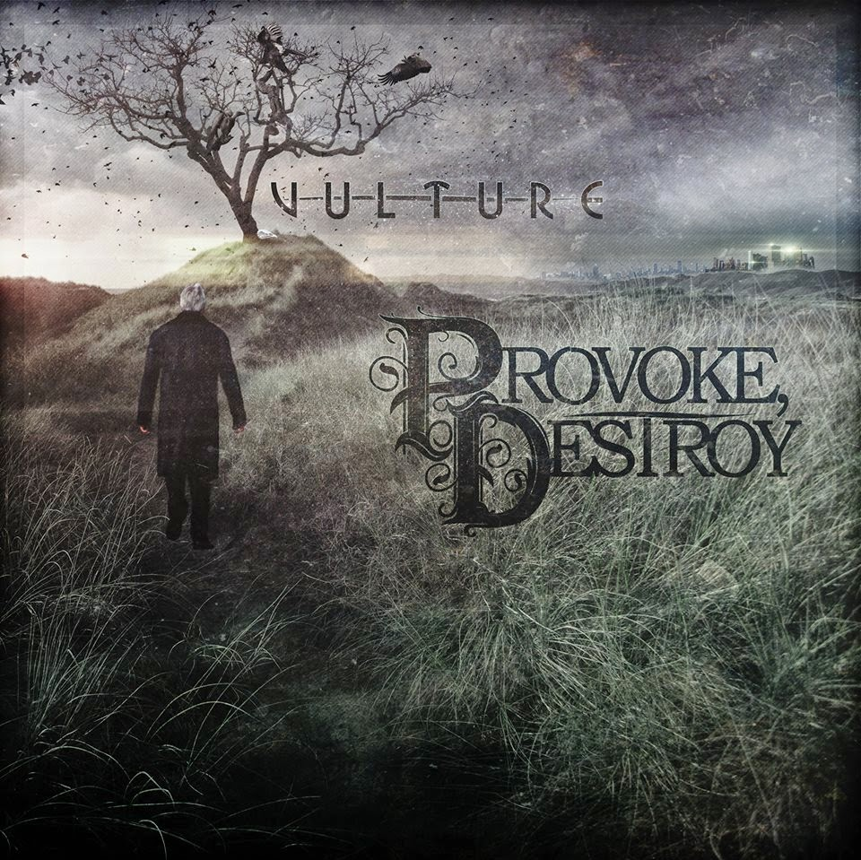 Provoke, Destroy - Vulture (2014) 320 Kbps