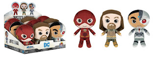 Hero Plushies Justice League