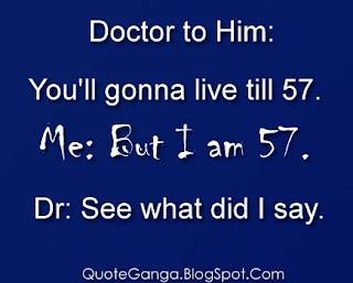 live till 57