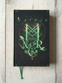 """Mitologia nordycka"" Neil Gaiman, fot. paratexterka ©"