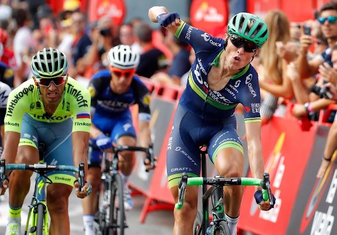 Vuelta a España 2016 - 18ª Etapa