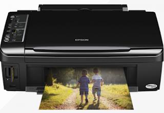 Epson Stylus SX205W Pilote Imprimante Pour Windows et Mac