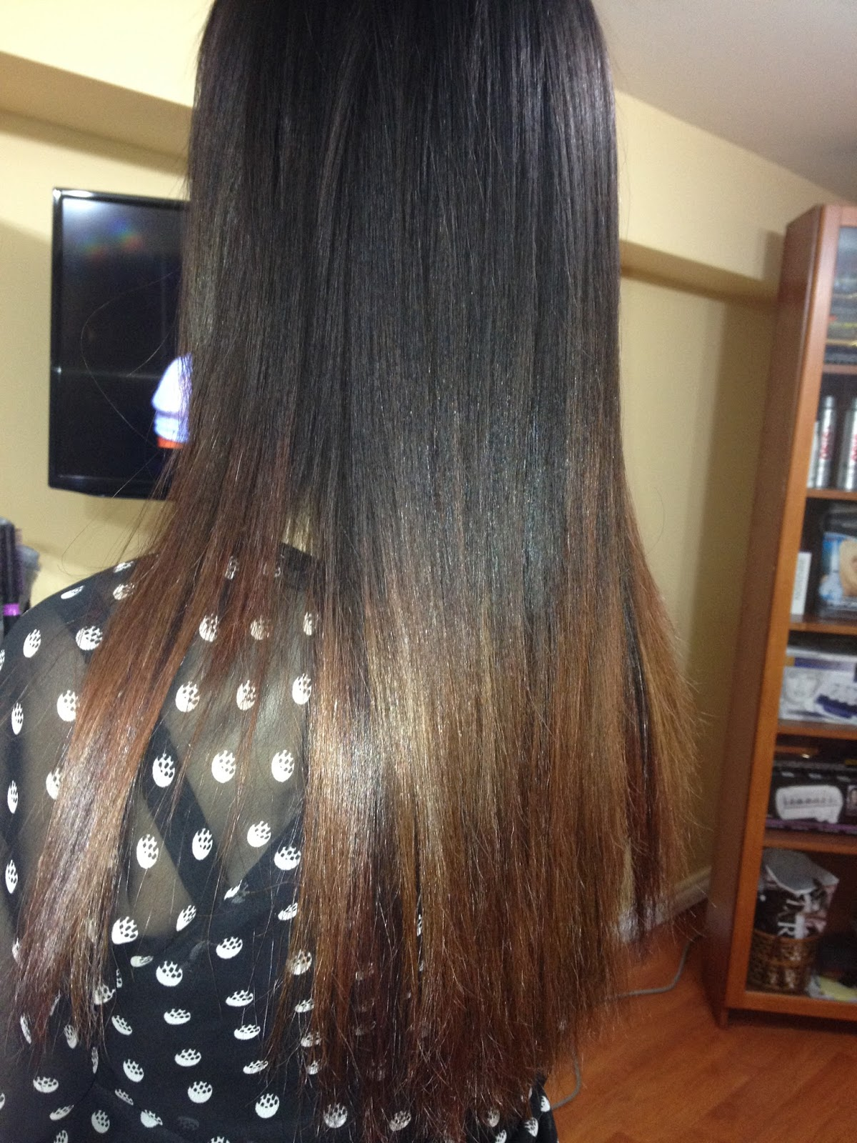 Shorouq Salon Japanese Hair Straightening