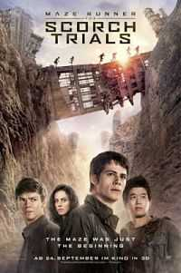 Download Maze Runner The Scorch Trials (2015) 400MB Dual Audio