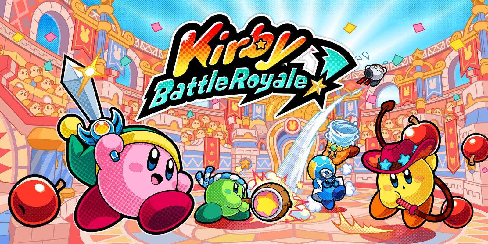 Análisis Kirby Battle Royale