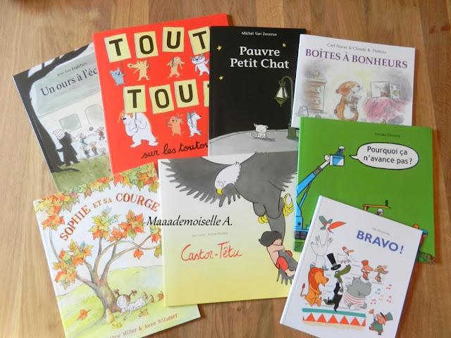 || Bilan d'un an d'abonnement à l'école des loisirs (Présentation & Avis)(Chut, les enfants lisent # 63)