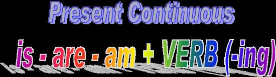 adik sedang mencari banyak kalimat yg berada di dalam bentuk Tenses Present  continuous  101 Contoh Kalimat Dalam Present Continuous Tense Positif, Negatif, dan Interogatif Beserta Artinya