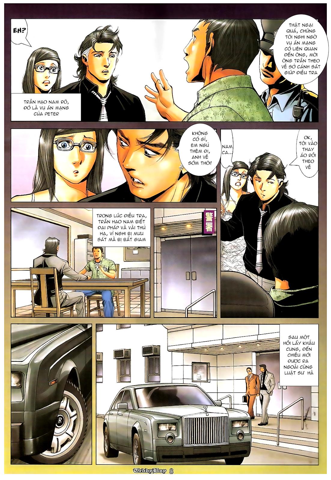 Người Trong Giang Hồ - Chapter 1198: Trong tuyết tặng than - Pic 7