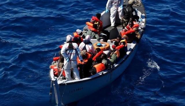 إنقاذ أكثر من 400 مهاجر في البحر المتوسط؟