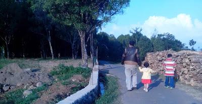 travelling hemat bersama keluarga