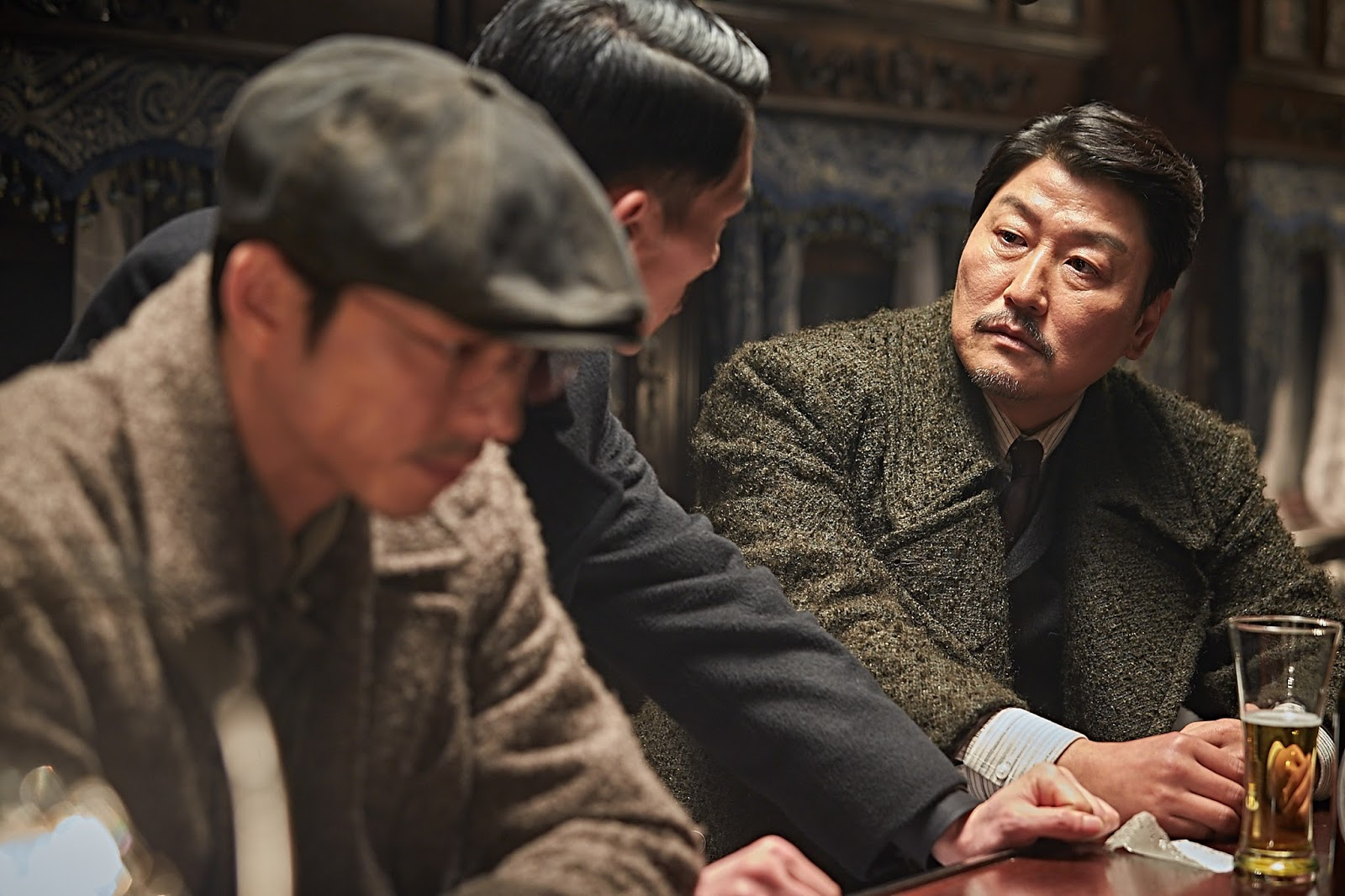 Modern Korean Cinema: Review: THE AGE OF SHADOWS, Kim Jee
