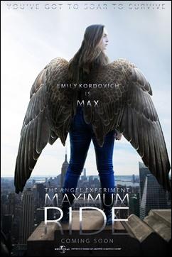 Baixar Maximum Ride Projeto Angel – Dual Áudio (2016)