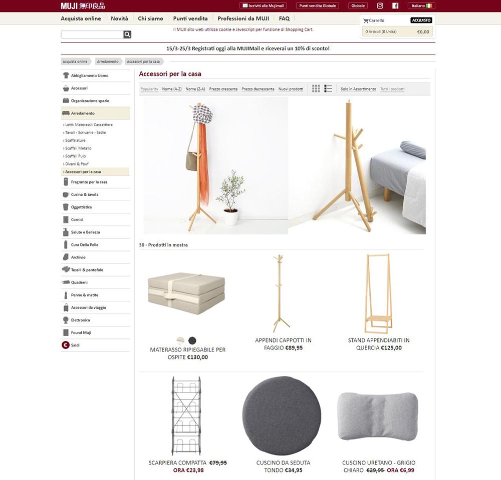 shop online muji