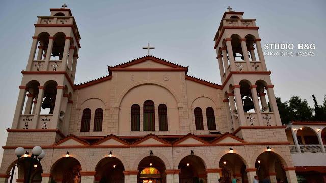Λαχειοφόρος αγορά για την ενίσχυση του Συσσιτίου Ευαγγελίστριας Ναυπλίου