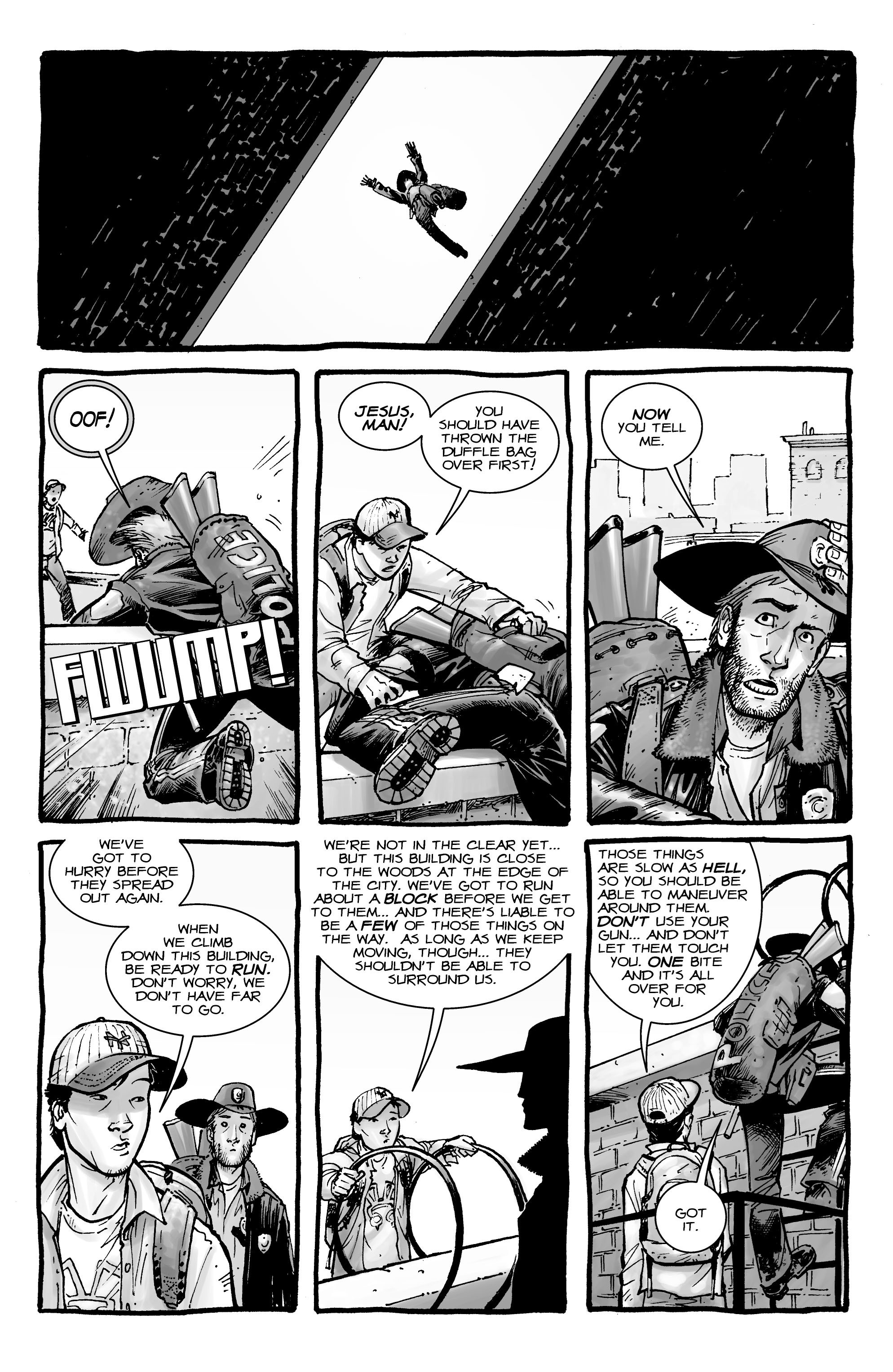 The Walking Dead issue 2 - Page 19