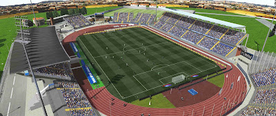 PES 2019 Stadio Carlo Castellani by Twitch