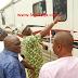 MPNAIJA GIST:Photos Dino Melaye takes people round his property to show where gun men attacked