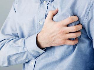 Jantung berdebar-debar: Sakit Jantung atau Pedih Ulu Hati?