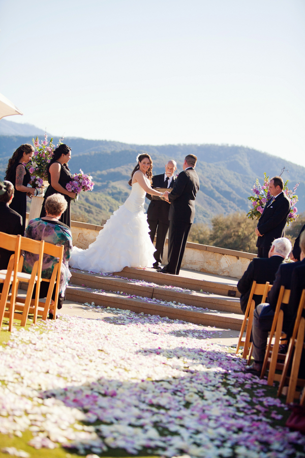 Bride+bridal+vineyard+winery+wine+purple+violet+Lavender+centerpieces+roses+dried+rustic+outdoor+spring+wedding+summer+wedding+fall+wedding+california+napa+valley+sonoma+white+floral+Mirelle+Carmichael+Photography+8 - Lavender Sprigs