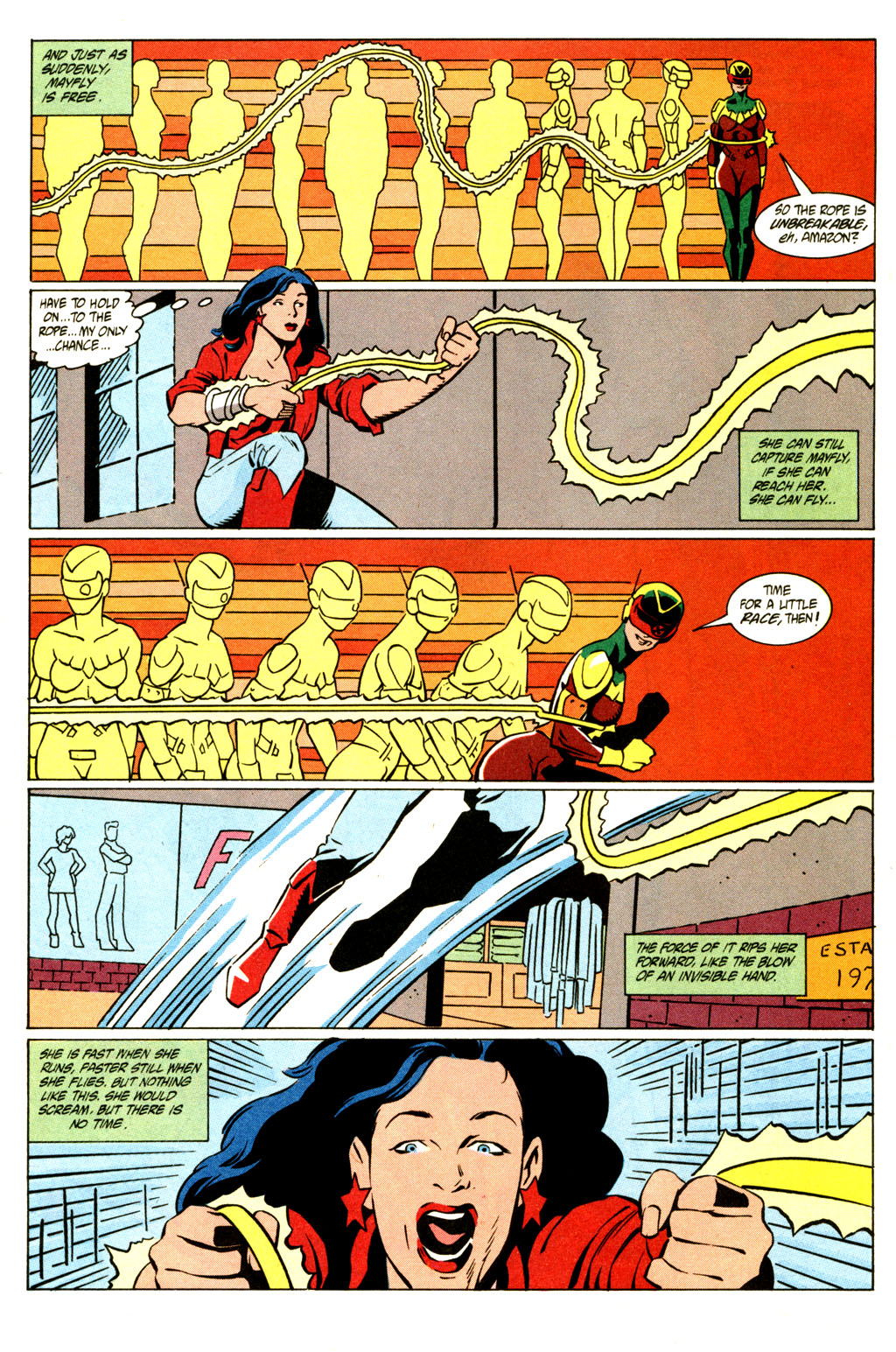 Read online Wonder Woman (1987) comic -  Issue #79 - 10