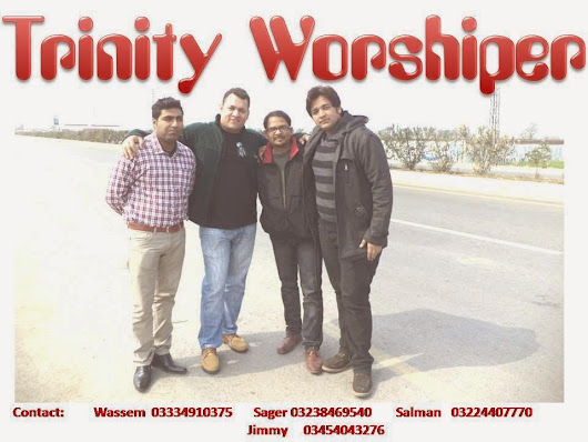 Trinity Worshipers (Preach Pray & Worship)