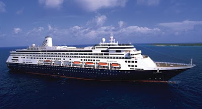 Holland America's Zaandam Will Sail From Boston 2019 - New York Sailings Reduced.
