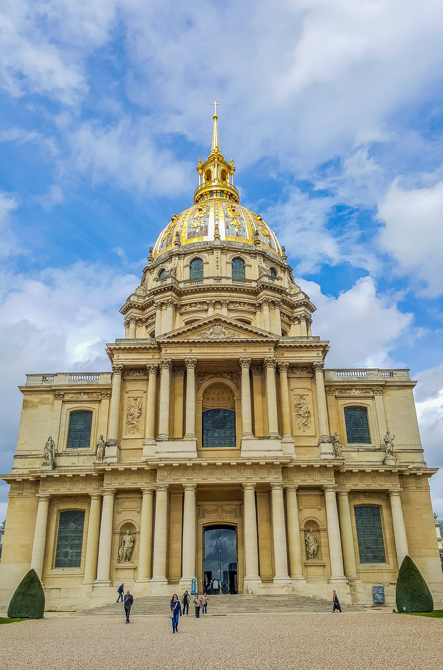 The Royal Chapel or Dome des Invalides