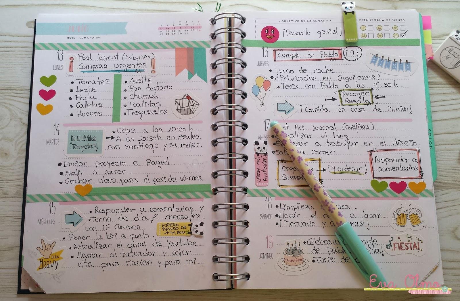 El caracol verde decoraci n de mi agenda mr wonderful - Paginas web de decoracion ...