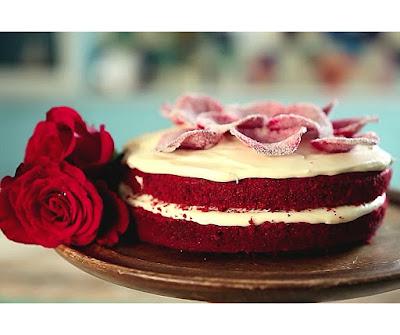 How to make red velvet cake step by step
