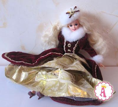Коллекционная кукла барби 1996 года