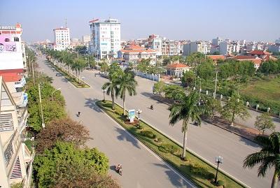 Tiềm năng thị trường bất động sản Bắc Giang