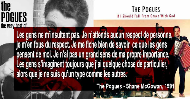 Shane Mc Gowan