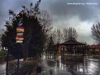 Kiosko Templete de La Estación de El Espinar