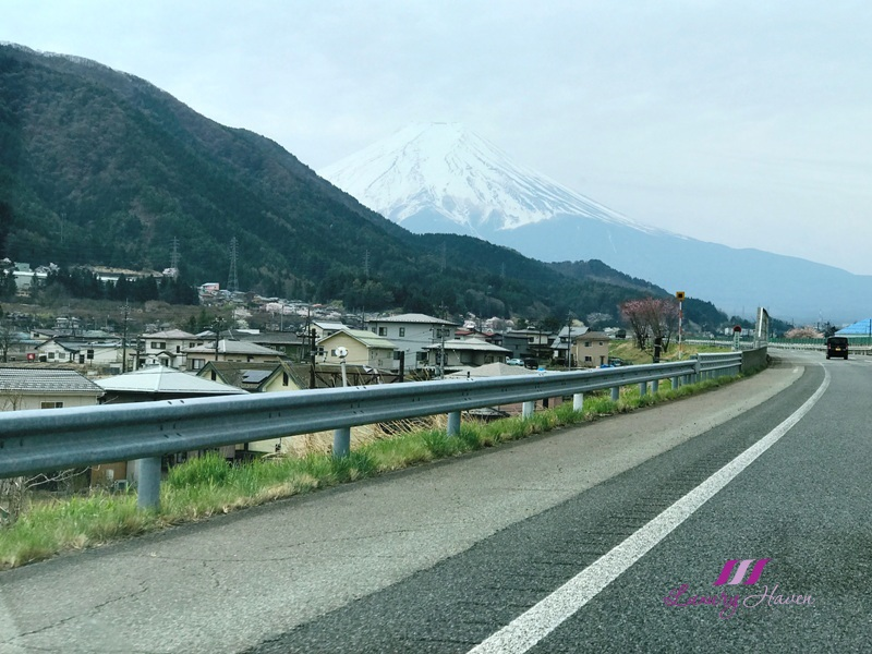 best place to see mount fuji world cultural heritage site