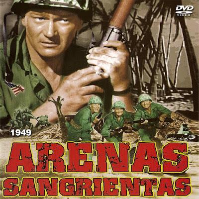 Arenas Sangrientas (John Wayne) - [1949]