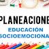 Planeaciónes de Tutoría y Educación Socioemocional