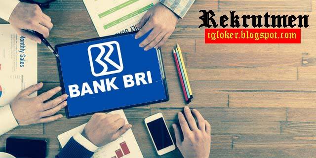 Lowongan Kerja Februari 2020 Bank Bri Minimal D3 S1 Terbaru