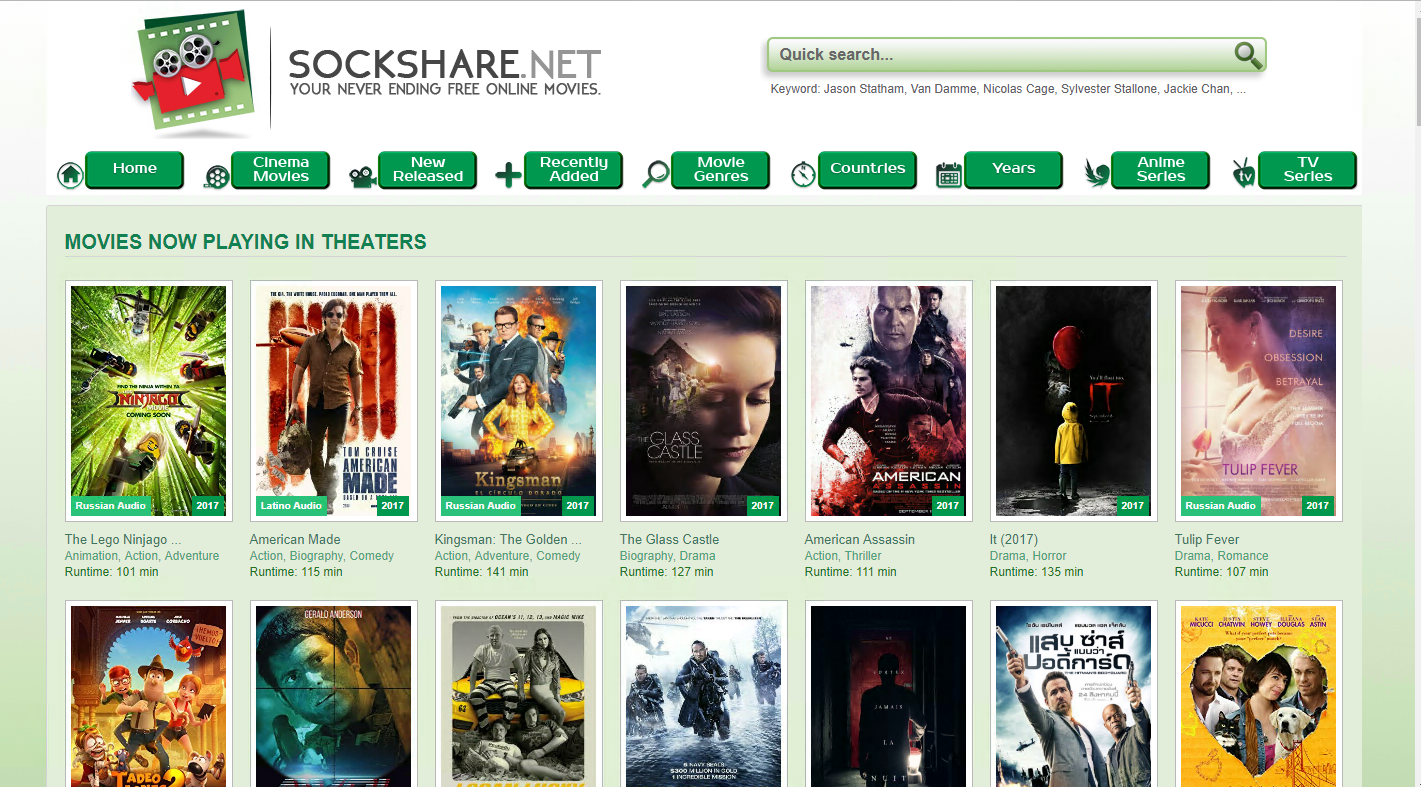 30+ Movie Streaming Sites | Free Movies Online [Working ...