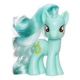 MLP Favorite Collection 2 Lyra Heartstrings Brushable Pony